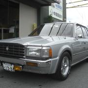 昭和59年式 クラウンワゴン GS120G